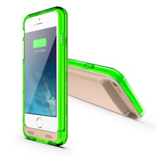 Power Case 1700mah For Iphone 5 5s Charges Phone External Battery Case