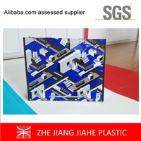 Cloth carrier bag supermarket tote pp non-woven reusabe bags