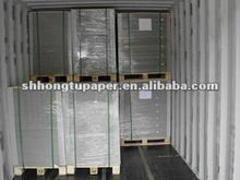 grey paperboard/duplex carboard/grey chip board