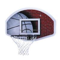 removable basketball backboard
