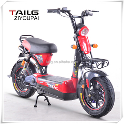 2015 City Sport Powerful 800W 60V Electric Motorcycle with one key repair from Dongguan Manufacture Supply for Sale