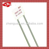 10a 12v Ceramic thermal fuse for cooker hoods