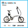 children bicycle TZ161 folding electric bike with aluminium alloy pocket bike