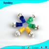 led t10 5050 5 SMD auto parts / led lamp bulbs car lights12v factory direct