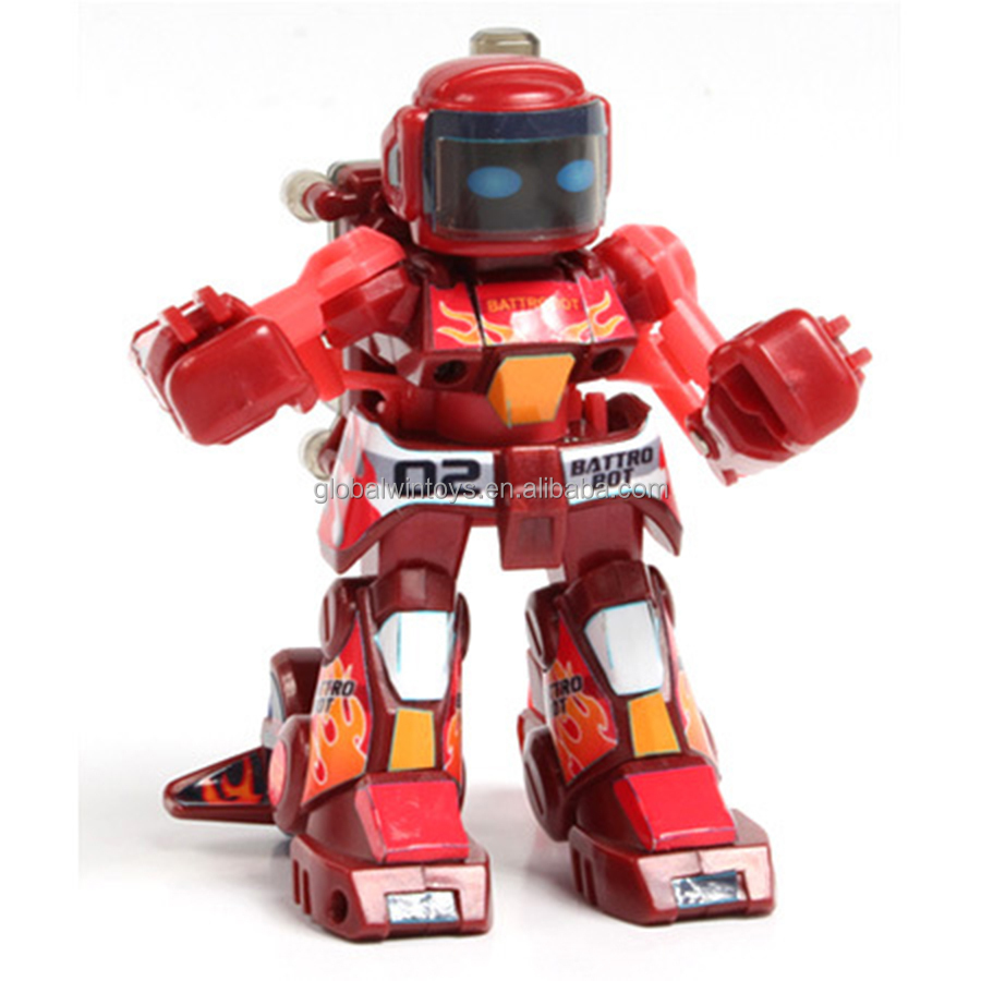 2015 mini toys for promotion,2.4G & infrared rc fighting robot toy GW-T757.jpg