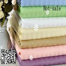 2013 Hangzhou Colorful Satin Strip Style Fashion Fabrics for Home Textile