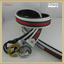 TT8844 Famous design fashion leather high quality wholesale brand belts