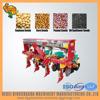 Farm scoop-wheel Precision 4 rows corn/peanut seeds planter fertilizer machine