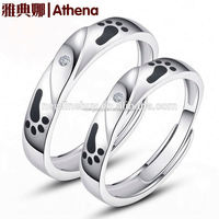 925 silver china cz rings paypal accepted wedding gifts for indian couple new design finger ring