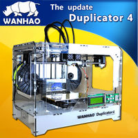 wanhao circuit board with paper specification 3d printer machine