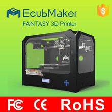 EcubMaker fullcolor office direct supply 3D printer made in china