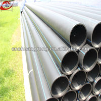PE (polyethylene) pipe for water supply
