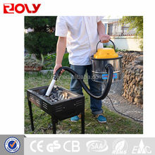 household fireplace hot ash vacuum cleaner