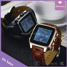 Basecent Fashion Bracelet Sports Wrist Smart Watches Music Playing Quality Pebble Smart Watch