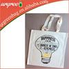 Fashion Washable Canvas Shopping Bag