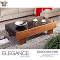 mesa de té antiguo de madera estilo europeo