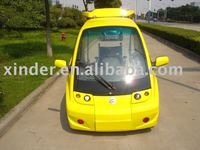 Kangaroo Series handicapped electric car
