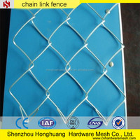 Chain link wire fence netting for hot-sale