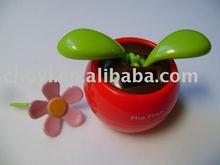 flip flap flower,solar dolls
