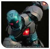 Hot sell marvel Iron man resin paint resin figures