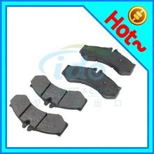 auto car / truck brake pad manufacturer for Mercedes sprinter / vw GDB1288 / 002 420 41 20 / 9024210110