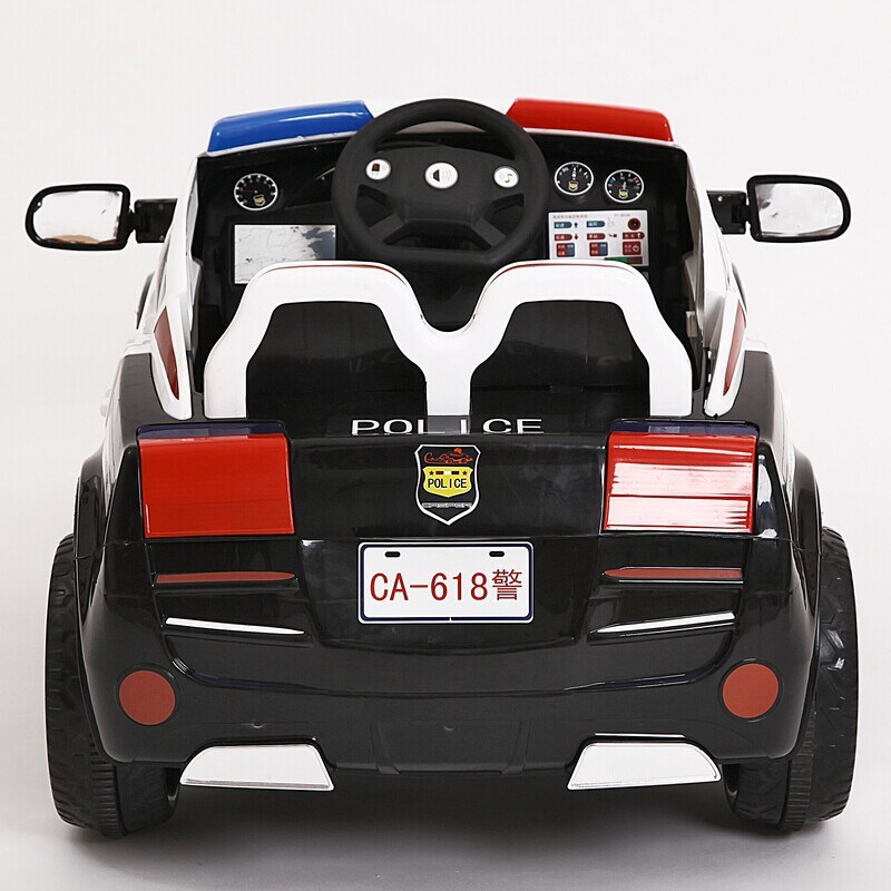 2015 Newest 2 seater kids electric car,police car toy for ...