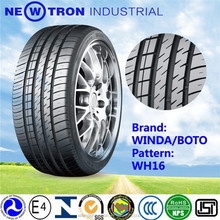 195/55R15 winda boto pcr manufacturer cheap price UHP car tyre
