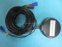 car combo gps+gsm+glonass fakra connector antenna 30 dbi