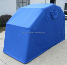 oxford/polyester/pvc& non-woven fabric dust motorbike cover,motorcycle shelter at factory price