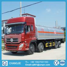 FAW 8*4 heavy fuel oil truck tanker