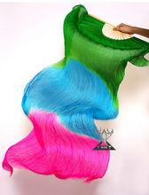 Swegal vientre traje de la danza del vientre de la danza de ventilador