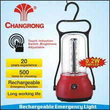 emergency lights brightness adjustable with 24pcs led light. CR-1082F