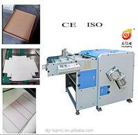 gift box cardboard /thin paper v grooving machine