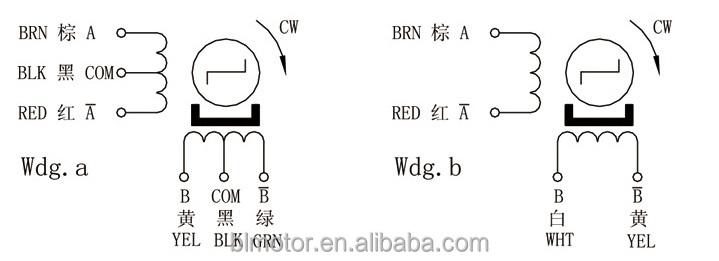 imprimante utilis u00e9 stepper moteur  u00e9lectrique micro moteur pour fax machine bipolaire