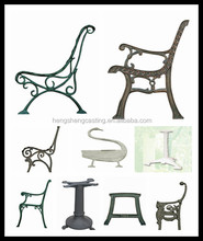 Excellent patio furniture leg , furniture leg , cast iron furniture leg