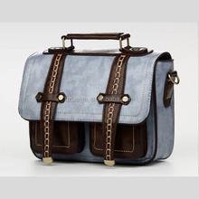 PU Leather Tote Shoulder Bags Hobo Handbags Satchel Messenger bag