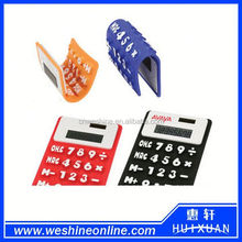 Promotion gift Silicone calculator