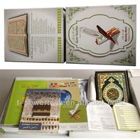 Factory price islamic gift muslim quran read pen digital al quran mp3 player