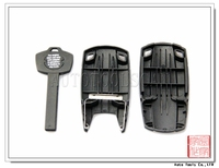 For BMW 3 series 5 series X3 X5 Z4 spare key shell can open tooth chip AS006016