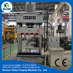 China supplier export to europe 4 columns hydraulic press