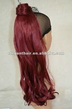 99J 20 inch fashion style synthetic ponytail