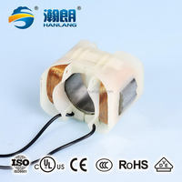 New style Cheapest oil ding dual scroll heater motor