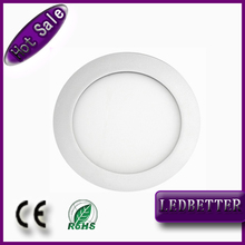 High quality AC85~265V 1800lm 20w 300*20mm open hole 280mm round led panel light