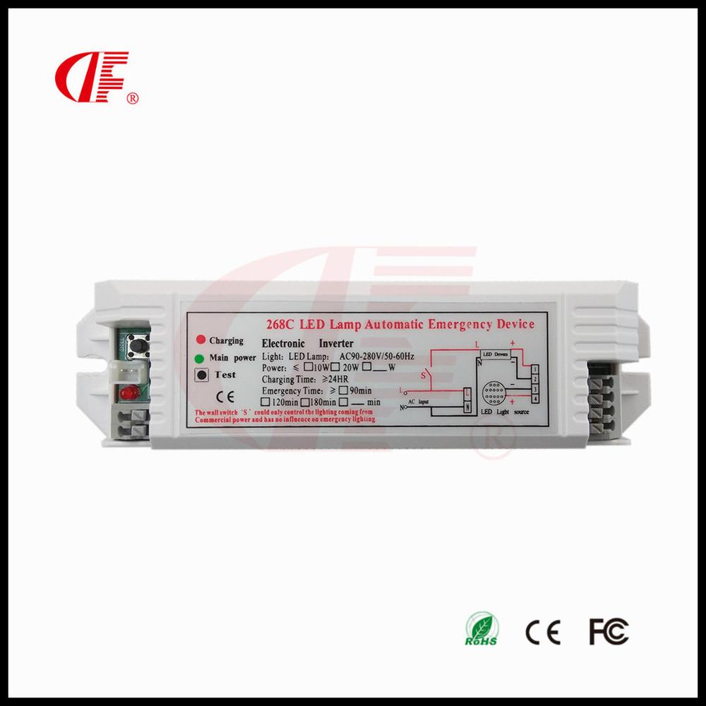 Emergency Light Power Backup Kitsled Kit Supply Circuit On Led Lighting Wiring Diagram 150119 Df 268c 001