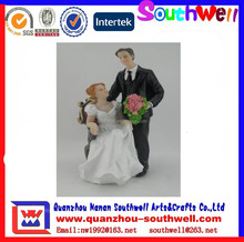 beautiful Custom resin wedding souvenir decoration
