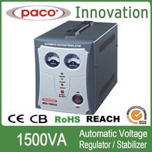 1500va automative power supplies 230v 100v power conditioner with round transformer