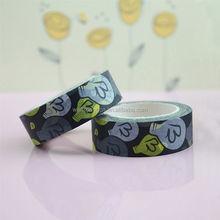 xg-10015 Holiday gift packing masking tape decoration Masking Tape