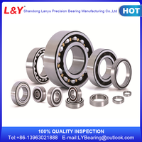 Chrome Steel Angular Contact Ball Bearing For Ceiling Fan
