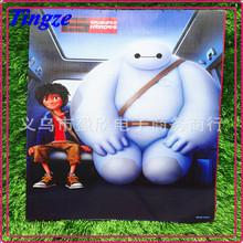 Hot selling top quality new design kids custom cartoon cheap child book printing
