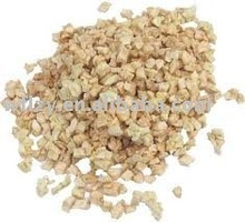 chinese dehydrated apple dices